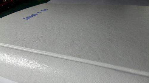 encuadernación artesanal de libros,revistas ,libros sueldos