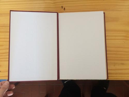encuadernación de libros