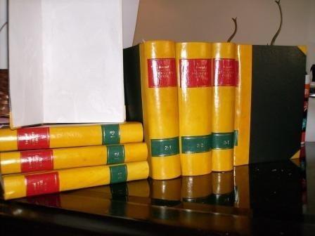 encuadernacion y restauracion artesanal  de libros
