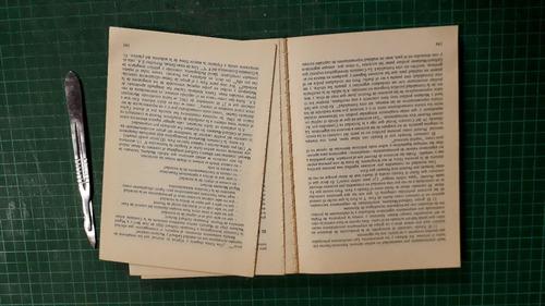 encuadernación y restauración de libros