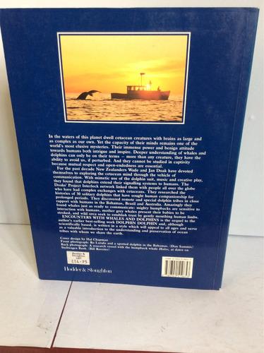 encuentros con ballenas y delfines. wade doak.idioma inglés