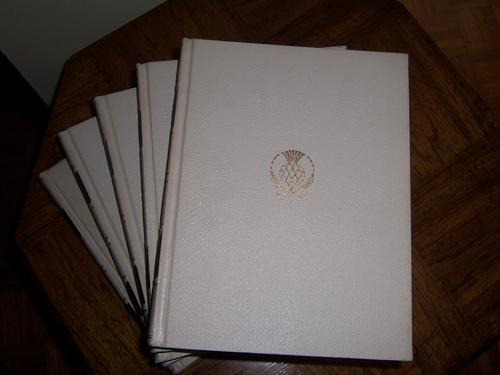 encyclopedia britannica año 1963 - white imperial - 25 tomos