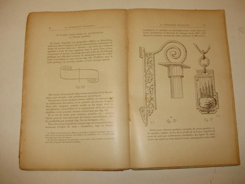 encyclopedie roret composition decorative garnier fra 1935