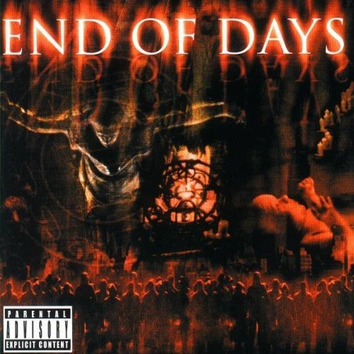 end of days cd original eminem guns n roses korn limp bizkit