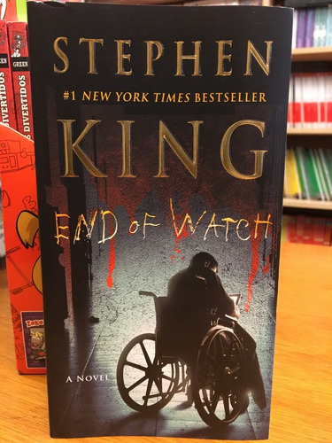 end of watch - stephen king - simon and schuster