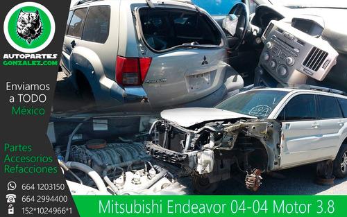 endeavor 04-05 3.8  autopartes repuestos refacciones