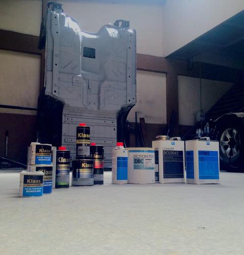 enderezado y pintura a domicilio o en taller