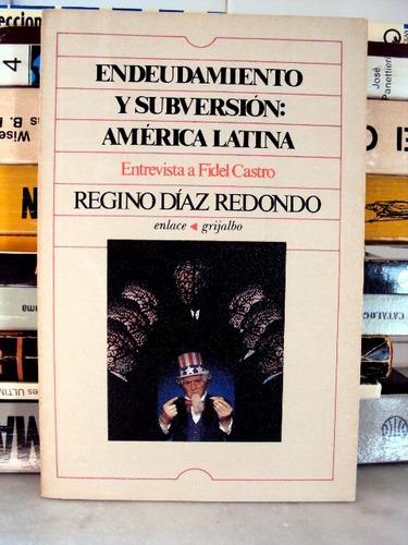 endeudamiento y subversión américa latina fidel castro - c03