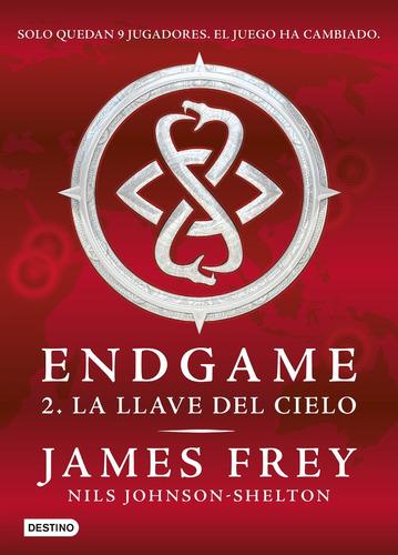 endgame 2 / james frey (envíos)