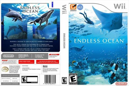 endless ocean 1 wii