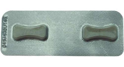 endogard vermífugo para cães 10kg c/ 6 comprimidos - virbac