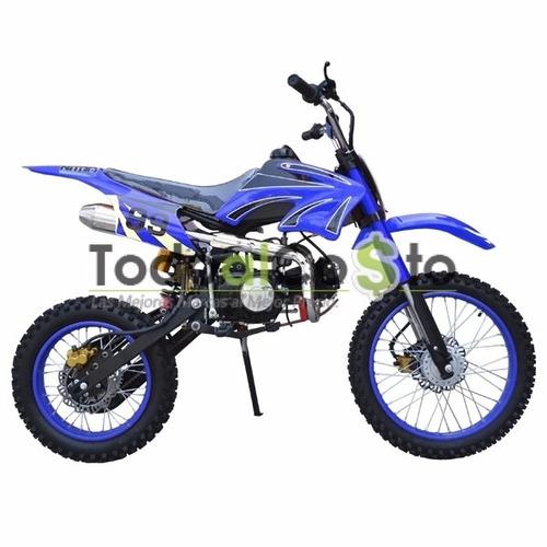 enduro 125cc moto
