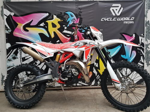 enduro beta 125 rr 2 tiempos 0km 2018 ya en local 100% italy