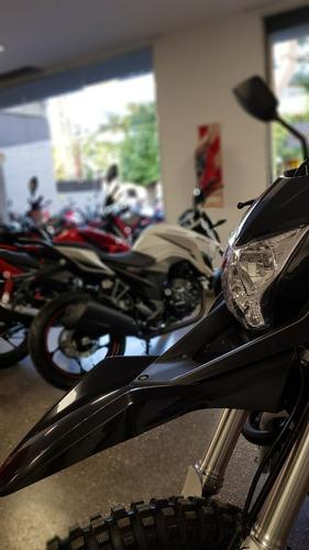 enduro calle - $30.000 más cuotas moto 250 gxr tundra  al