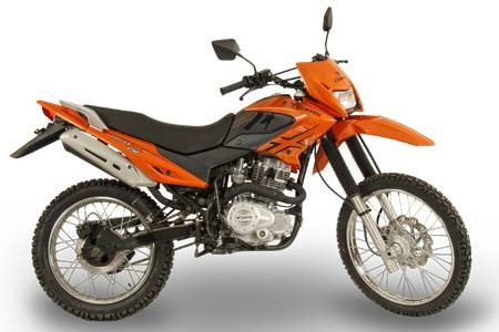 enduro corven triax 250 cc  r3- nueva