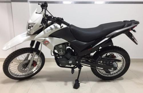 enduro moto motos zanella 150