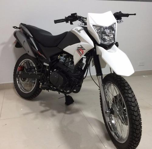 enduro moto zanella 150