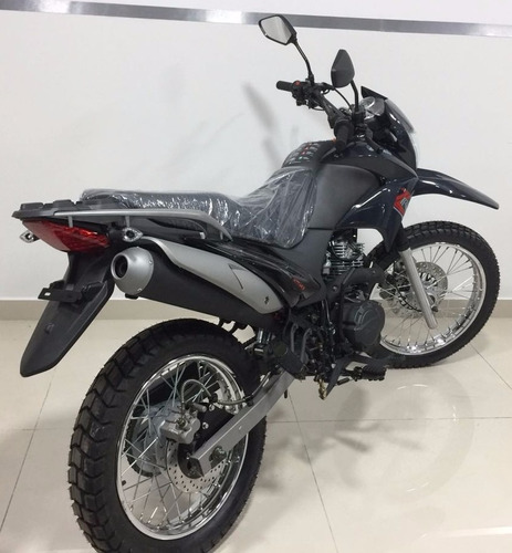 enduro moto zanella 250