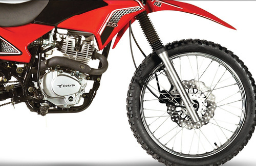 enduro motos corven