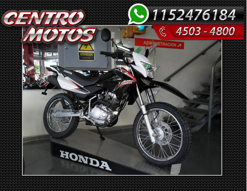 enduro motos honda 150