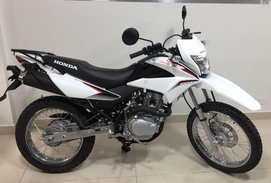 Enduro Motos Honda D Nq Np Mla F on Honda Xr 150