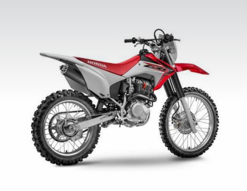 enduro motos honda crf