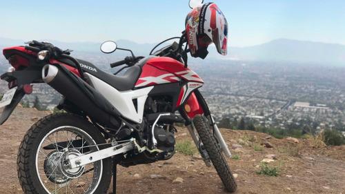 enduro motos moto honda