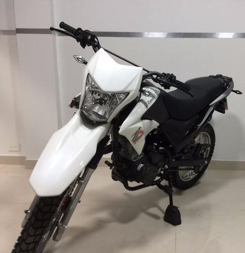 enduro motos zanella 150