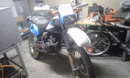 enduro suzuki moto