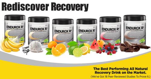 endurox r4 1004g - pacific health - todos sabores