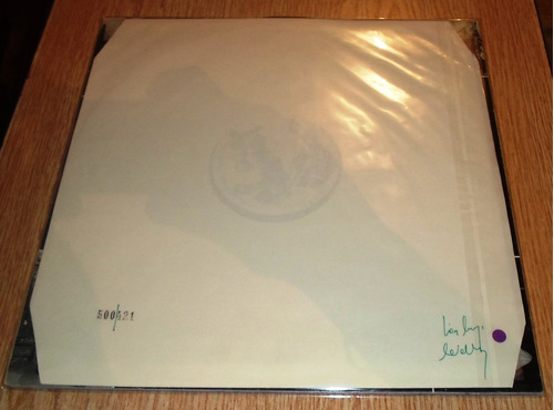 eneide lp rock progresivo italiano black widow 1990 autograf
