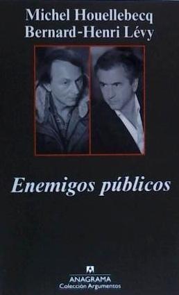enemigos públicos(libro crítica literaria. historia de la li