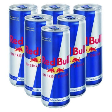 0f59c9b169238 Energético Red Bull 250 Ml Kit C 6 Un - R  62