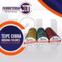 Teipe Cobra Original Colores. Empaque De 10 Unidades