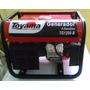 Generador Planta A Gasolina Toyama Modelo Tg1200-b 1,2kw