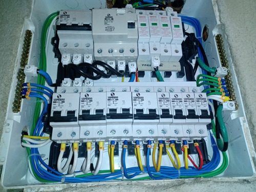 energia fotovoltaica e serviços elétricos