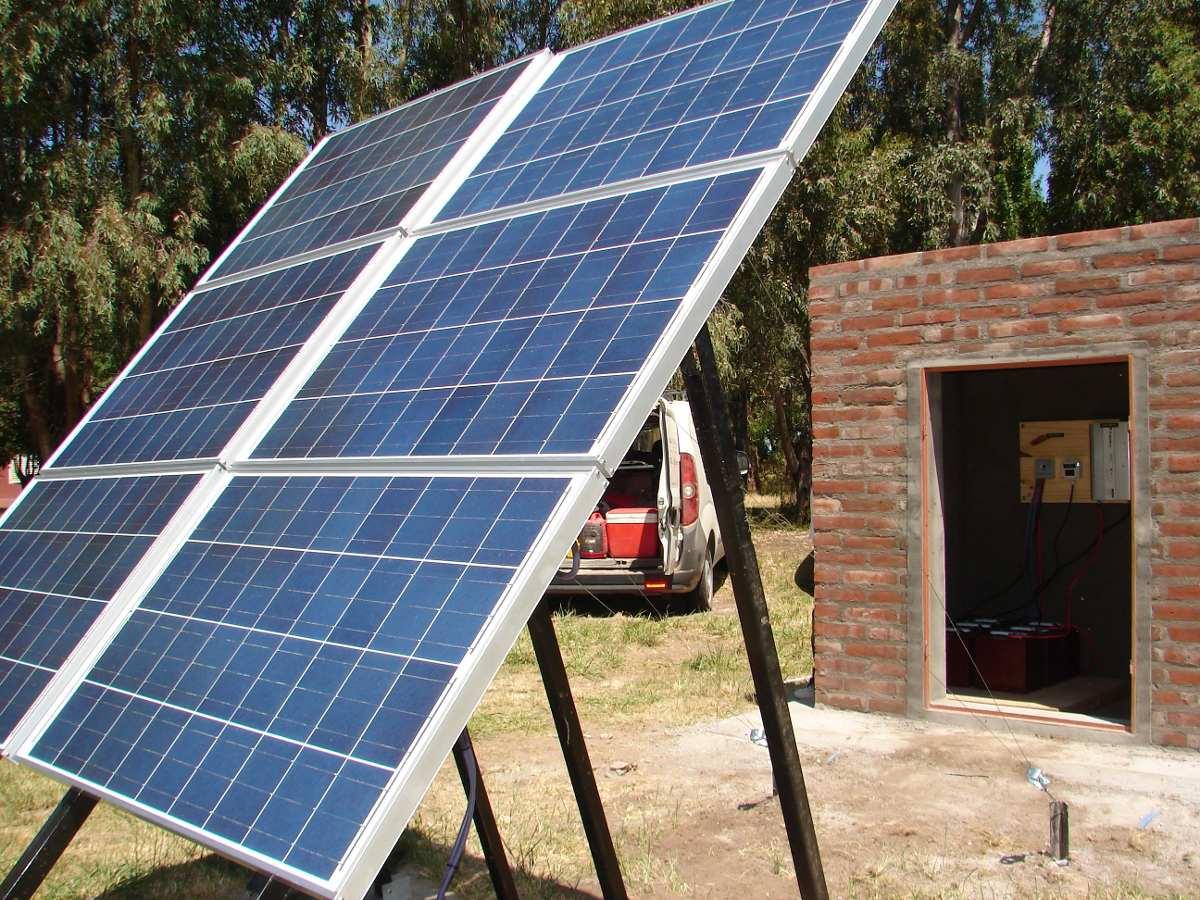 Energia solar fotovoltaica en mi casa - Instalar placas solares en casa ...