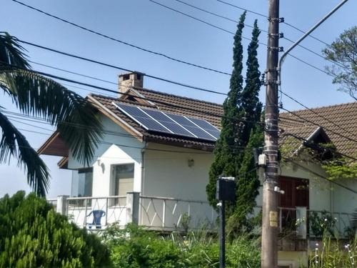 energia solar 470kw/h -  equipamentos+instalação+homologação