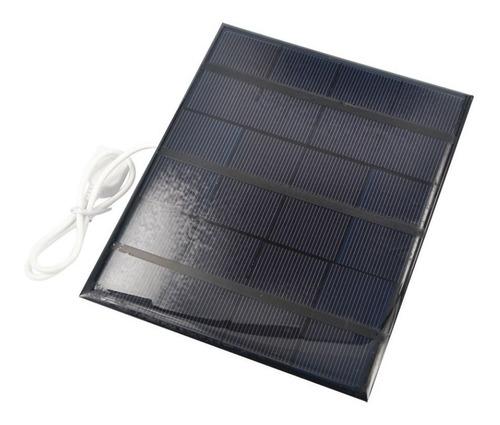 energia solar 5v em usb conversor | 3,6w placa carregador