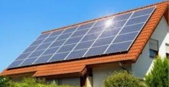 energía  solar fotovoltaica.  instalación de sistemas