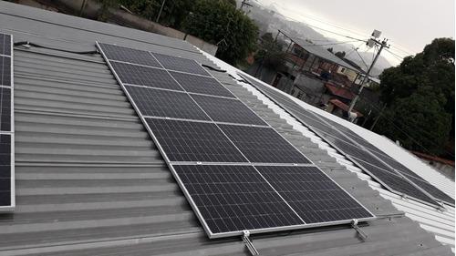 energia solar limpa e sustentável