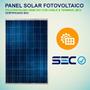 Panel Solar Fotovoltaico 200w 24v Certificado Sec