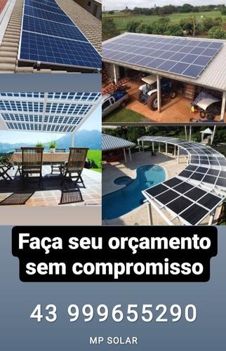 energia solar placas fotovoltaica