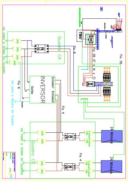 MLB 799135825 Energia Solar Projeto Fotovoltaico Residencial Ate 15 Kwh _JM on Modelo Do Sistema Solar