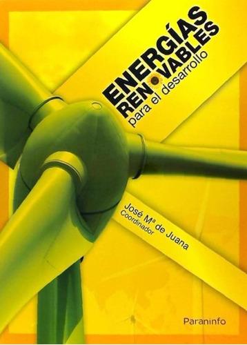 energías renovables para el desarrollo(libro física general)