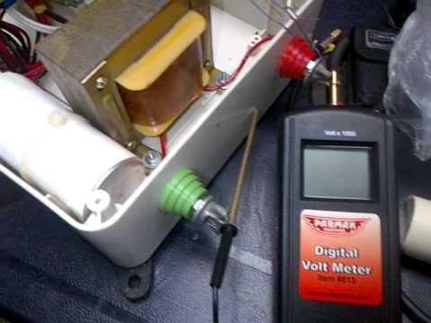 energizador cerco electrico reparaciones