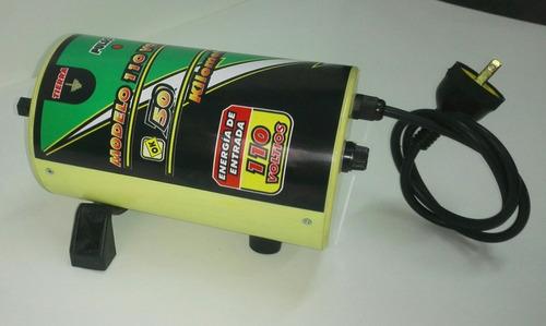 energizador de cerca eléctrica 50 km para uso ganadero