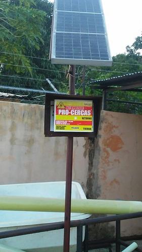 energizador de cerco electrico residenciales y ganaderos