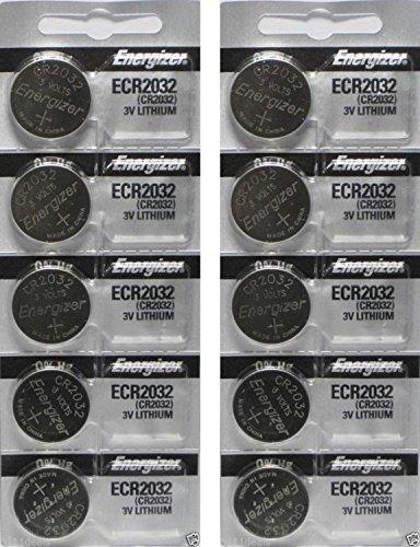 energizer cr2032 paquete de 3 piezas de batería de litio de