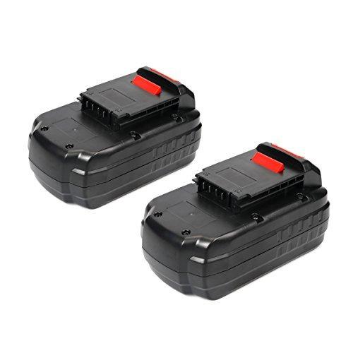 energup 2 paquete 18v 3.0ah pc18b ni-cad batería de repuesto